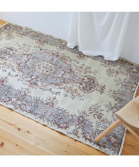 Lily vintage | rug flax 197 × 124cm