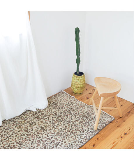 Lily vintage   rug clay 185 × 86cm