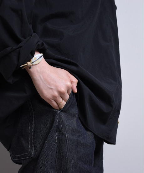 serial number / ヘアタイ(天然石/シルバー)
