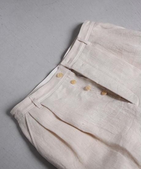 ikkuna suzuki takayuki / tapered pants Ⅰ