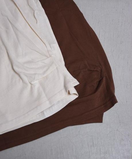 ikkuna suzuki takayuki / turtle-neck T-shirt
