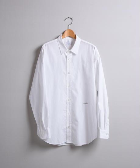 UNDECARATED / ブロードオーバーシルエットシャツ