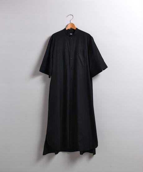 UNDECARATED / ブロードシャツドレス