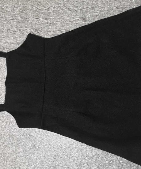 パフスリーブシャツ×キャミワンピース2 Piece SET 711
