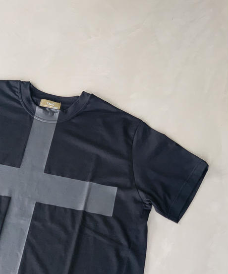 男女兼用【クロスプリントTシャツ106】