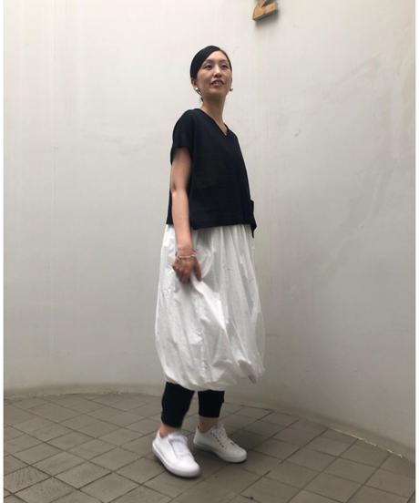 cotton lawn  jumper-skirt(綿ローンジャンパースカートno.407)