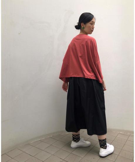 スカート風ブロードパンツ(no.601)