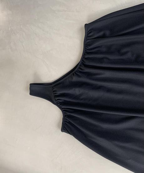 『ウールミルド天竺 ジャンパースカート no.406』