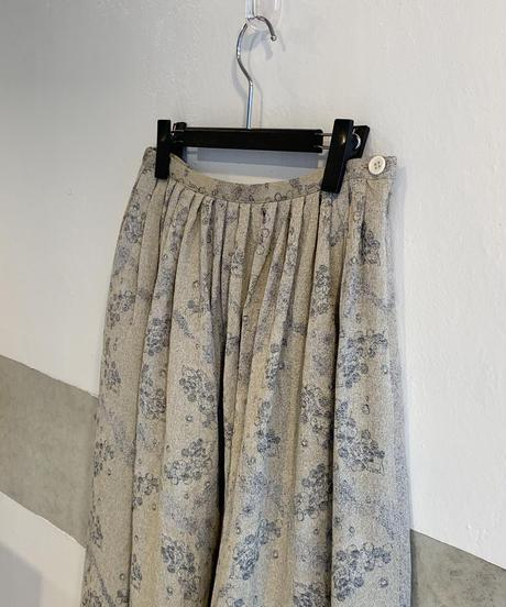 Watercolor(originalジャガード)【skirt】