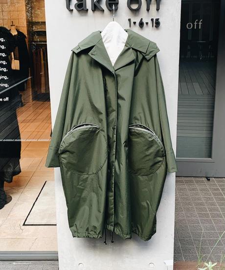ナイロンジャンパーコート(撥水加工)Jumper-Coat (no.334)