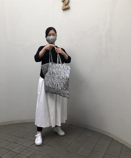 オリジナルマスク&トート同色セット〔Arts&Modernアーツ&モダン〕