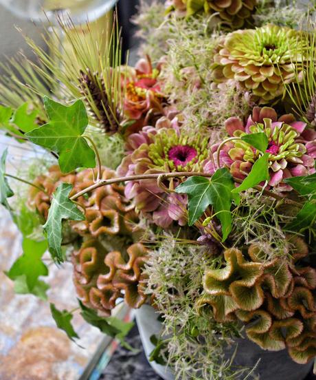 熊谷珠樹の季節のフラワーギフト フレンチカジュアル