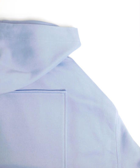 FAT BOY AERO HALF ZIP PARKA【BGE】