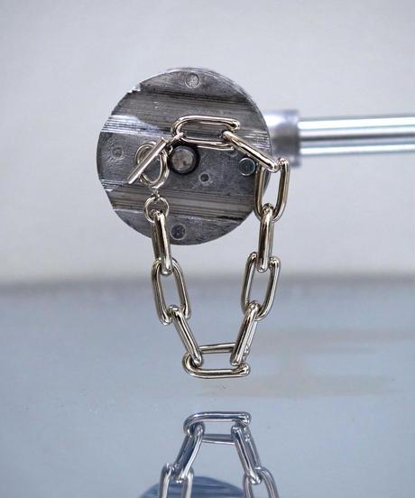 REFLECTION CHAIN BRACELET (SILVER)