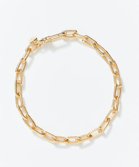 【STOCK 】S.TIME×COMMUSE COLAB  CHOKER NECKLACE (GOLD)