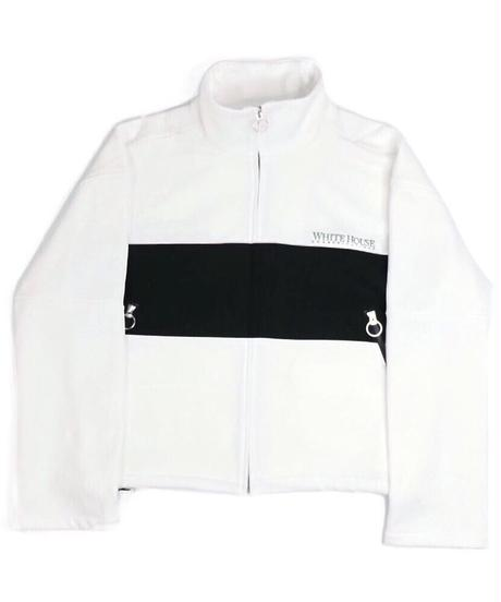 80's  GAP SHORT TRACK JACKET【WHT】