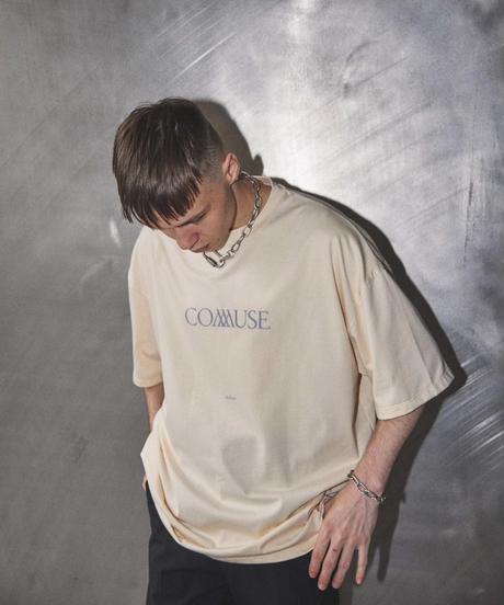 【7/22(sat)21:00- STOCK】éclater COMMUSE T(Yellow)