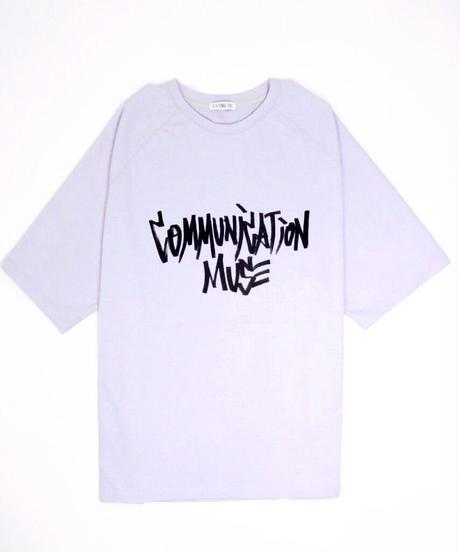 """COMMUNICATION MUSE"" TEE【PPL】"