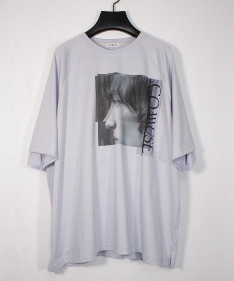 COMMUSE MAN H/S TEE【PPL】
