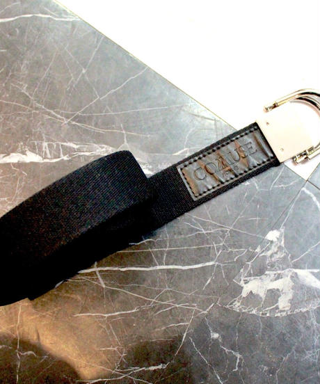 NYLON BELT【BLK】