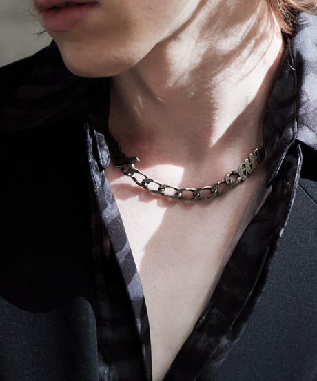 """""""and""""to you NECKLESS  (ASH SILVER)"""