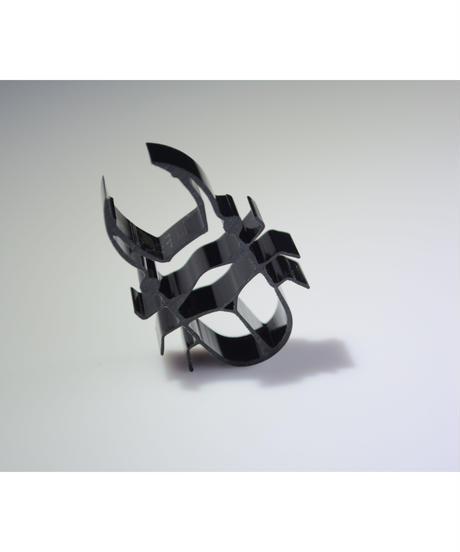 クワガタ(ポリカーボネイト製)×5個セット