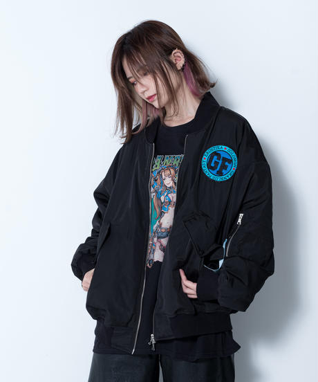 【SOLOMON×GRANBLUE FANTASY×EROSTIKA】ベアトリクス MA-1