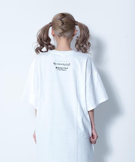 【SOLOMON×GRANBLUE FANTASY×EROSTIKA】ナルメア T-Shirts(WHT)