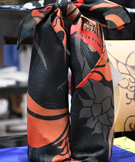 てぃーぐま小判風呂敷/70cm四方