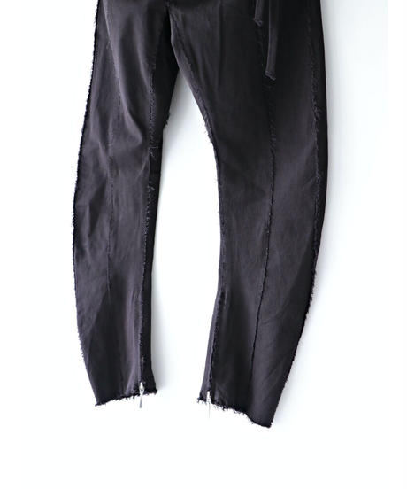 ASKYY / J18 / SIGNATURE PANTS / BLK