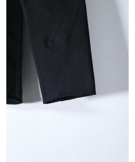 RIPVANWINKLE / R+157  / NEW SOLID LONG SLEEVE / BLACK