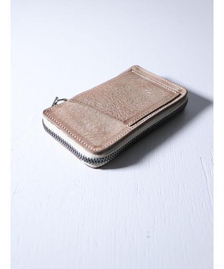 "Portaille / GP08 / Leather Key Case ""ALASKA"" / Beige"
