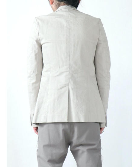 Thee OLD CIRCUS / 712  / STOIC TAILORED JKT / ICE GRAY