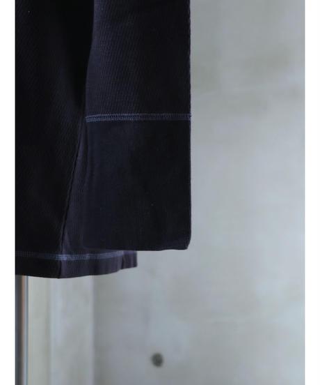 RIPVANWINKLE / RB-235  / ライダースヘンリー / BLACK