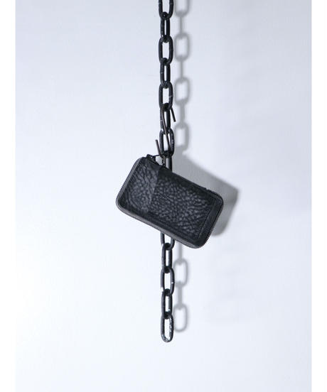 "Portaille / GP08 / Leather Key Case ""ALASKA"" / Black"