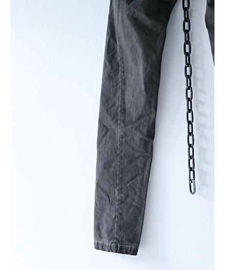 daub / M22FW-PT19/T-211 / Tapered pants / D.GREY