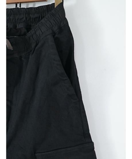 A.F ARTEFACT / ag-4029 /  Cago Sarouel Skinny / BLACK