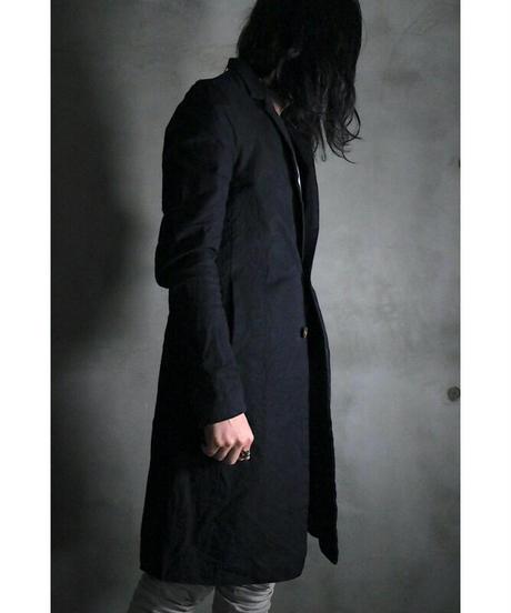 Thee OLD CIRCUS / 8334 / パラフィンオックス チェスターコート / DUST BLACK