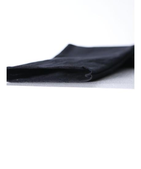 RIPVANWINKLE / R+160  / LIGHT SARROUEL JERSEY / BLACK