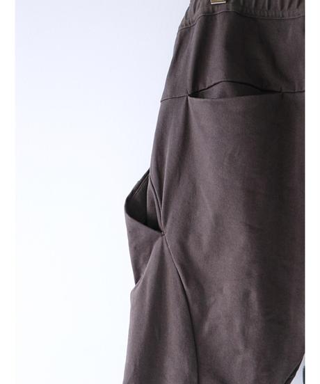 RIPVANWINKLE / RB-310 / NEW SOLID PANTS / GRAPHITE GRAY