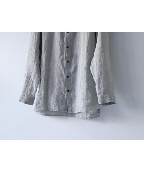 Vital / VT-2018-1 / Sumi Dyed Shirts / L.GREY