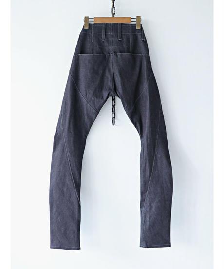 Thee OLD CIRCUS / 0199 / ROT-9 DENIM PANTS / INDIGO