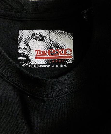 【不悪口】Tシャツ/ブラック #EXC-TS23
