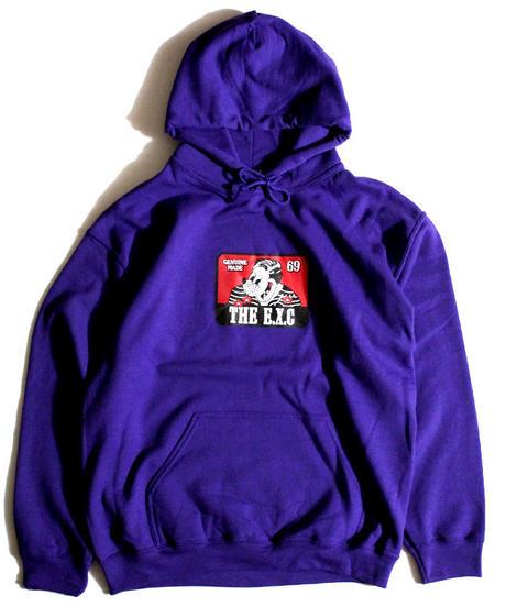 """TRADITIONAL"" (フーディ/パープル) #EXC-PK01"