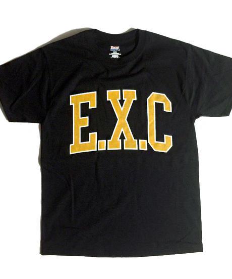 """""""ACADEMIC"""" (BEEFY/ブラック) #EXC-7TS04"""