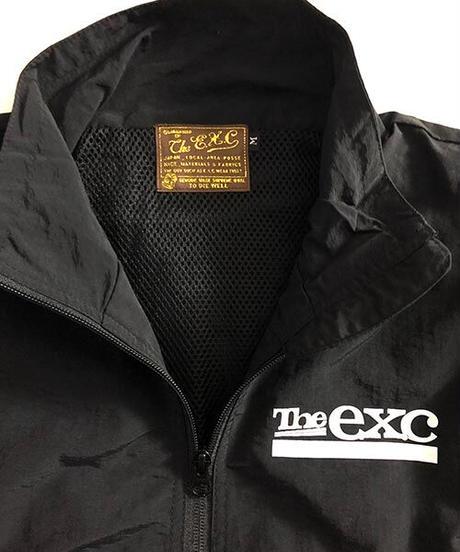 【アクメ悪女】トラックジャケット/ブラック #EXC-JK04