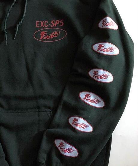 【EXC-SPS】フーディ/フォレストグリーン #EXC-SPS10