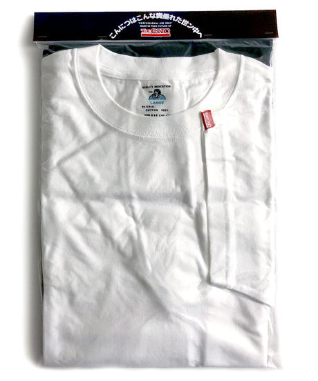 【PRE】無地Tシャツ/3枚パック #EXC-TS22