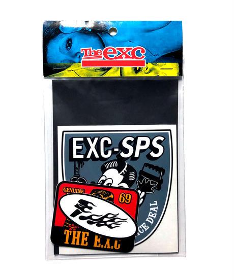 ステッカーパック3P/SPS #EXC-GD03