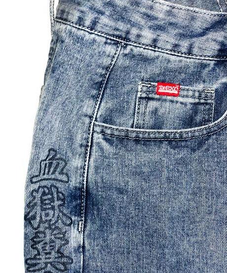 【CHUBBY】バギーパンツ/デニム #EXC-PT05